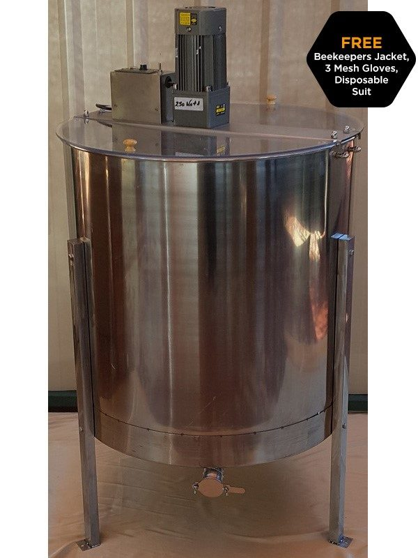 c223a308f8d 6 Frame Electric Honey Extractor.  1399 Aust wide delivery.